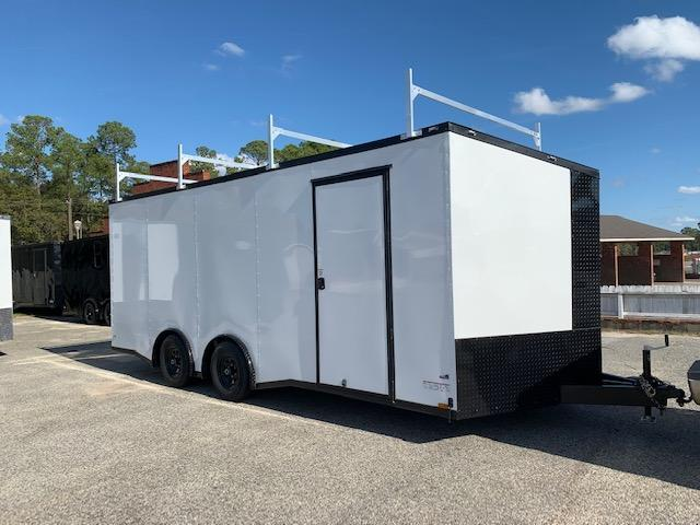 2020 Anvil 8.5x20 Ft Enclosed Cargo Trailer