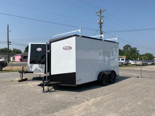 2019 Spartan 7x14TA Equipment Trailer