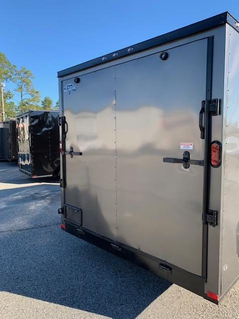 2020 Diamond Cargo 7x16TA Enclosed Cargo Trailer