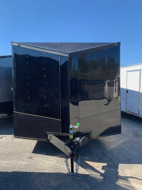 2020 Spartan Cargo 8.5x16 Enclosed Cargo Trailer