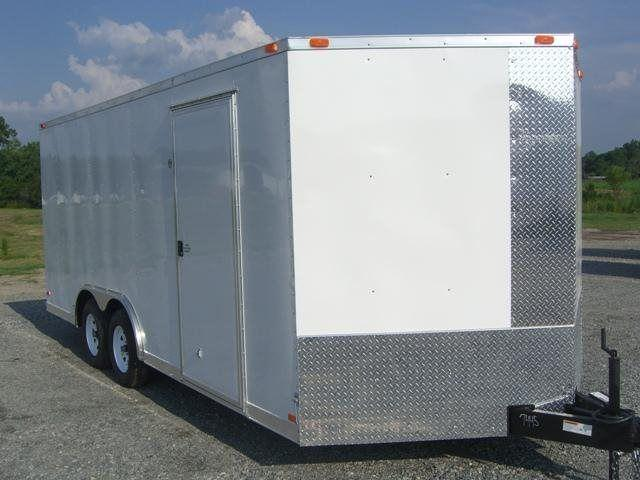 2017 Diamond Cargo 8.5 x 24 TA Enclosed Cargo Trailer