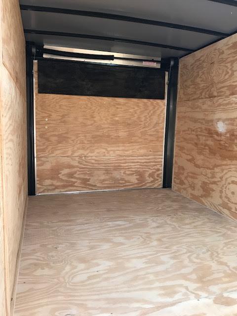 2020 Anvil 7x16 TA Blackout Enclosed Cargo Trailer