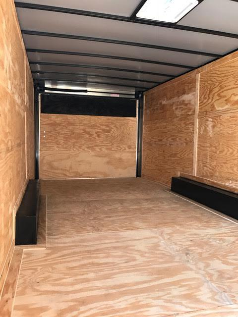 2019 Diamond Cargo 8.5x20 Ft Enclosed Cargo Trailer