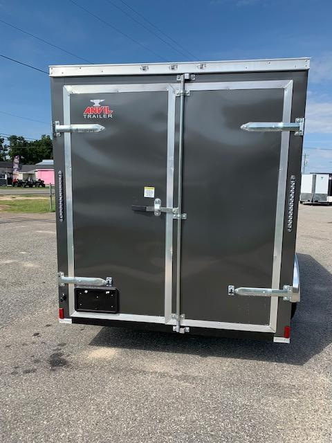 2020 Anvil 6X10 SA Enclosed Cargo Trailer
