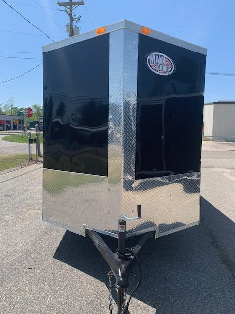 2020 South Georgia 6x12 SA Enclosed Cargo Trailer
