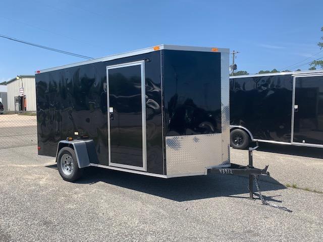 2020 South Georgia 6x12 SA Enclosed Cargo Trailer