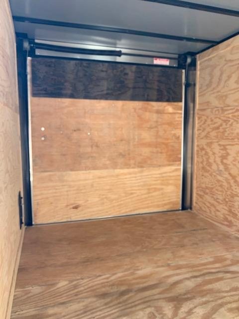 2020 Anvil 7x12 TA Enclosed Cargo Trailer