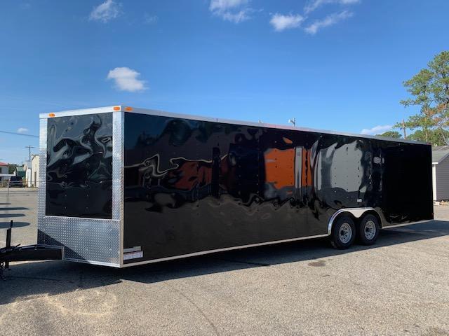 2020 South Georgia 8.5x28 Enclosed Cargo Trailer