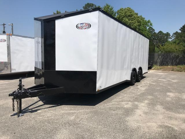 2020 Anvil 8.5x24 TA3 Car / Racing Trailer