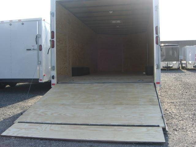 2017 Diamond Cargo 8.5 x 20 TA Enclosed Cargo Trailer