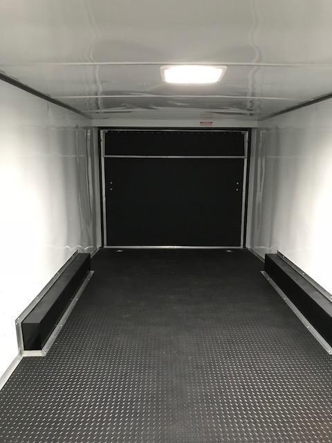 2018 Diamond Cargo 8.5x20 TA2 Car / Racing Trailer