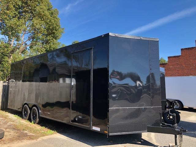 2019 Diamond Cargo 8.5X24 Enclosed Cargo Trailer