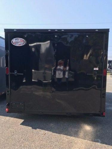 2020 Diamond Cargo 8.5x16 Enclosed Cargo Trailer