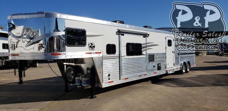 2020 Lakota LE81415 35 ft Livestock Trailer LQ