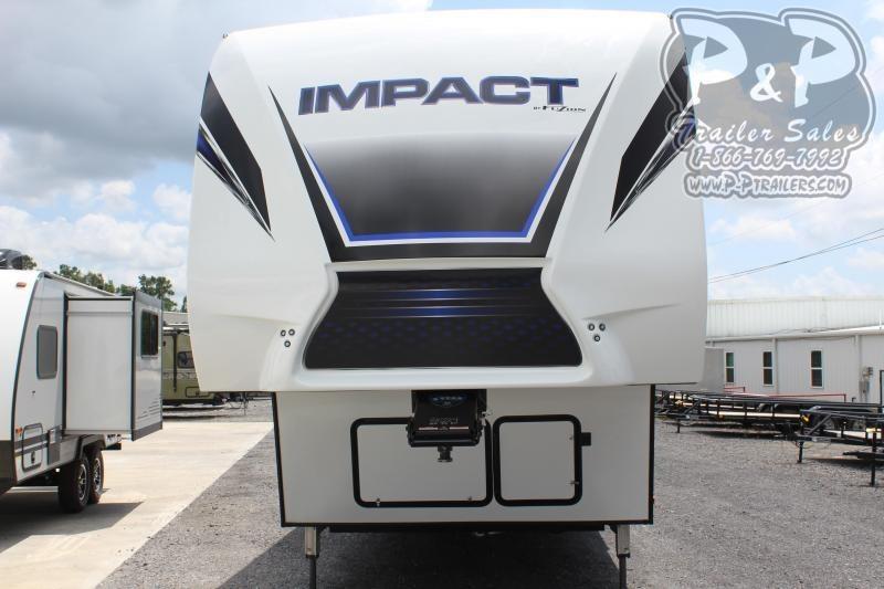 2020 Keystone Impact 415 44 ft Toy Hauler RV