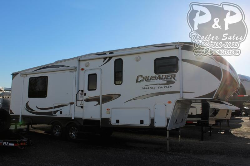 "2012 Crusader Other 290RLT 31' 11"" ft Fifth Wheel Campers RV"