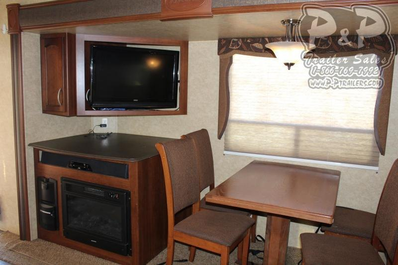 """2012 Crusader Other 290RLT 31' 11"""" ft Fifth Wheel Campers RV"""