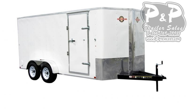 2020 Carry-On 6X14CGBN7K 14 ft Enclosed Cargo Trailer