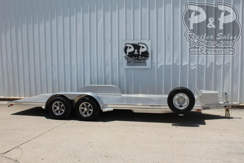 2020 Sundowner Trailers 4000AP20BP 20 ft Utility Trailer