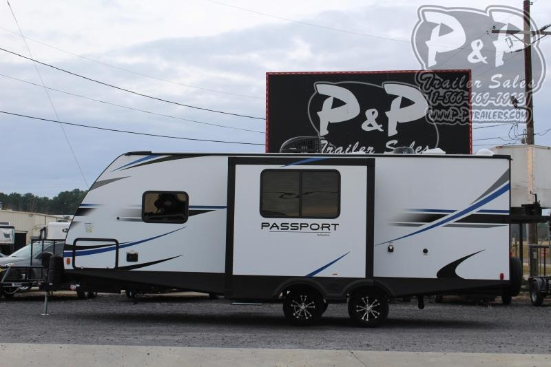 2020 Keystone Passport 240BH 24.2 ft Travel Trailer RV