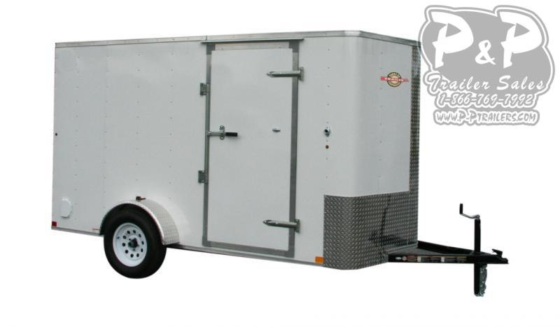 2020 Carry-On 6X12CGBN Enclosed Cargo Trailer