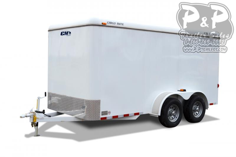 2020 CM Cargo Mate 12 - 20 ft Enclosed Cargo Trailer