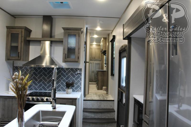 2020 Keystone Sprinter 3161FWRLS 36 ft Fifth Wheel Campers RV