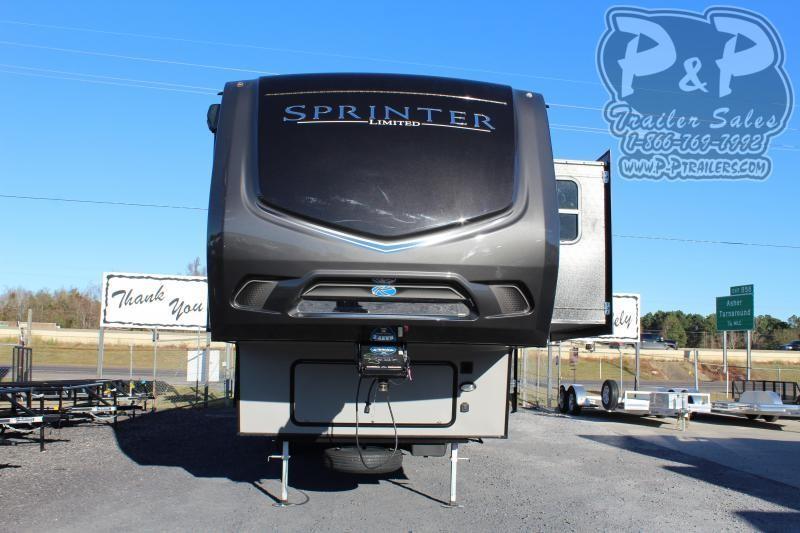 2020 Keystone Sprinter 3161fwrls 36 Ft Fifth Wheel Campers