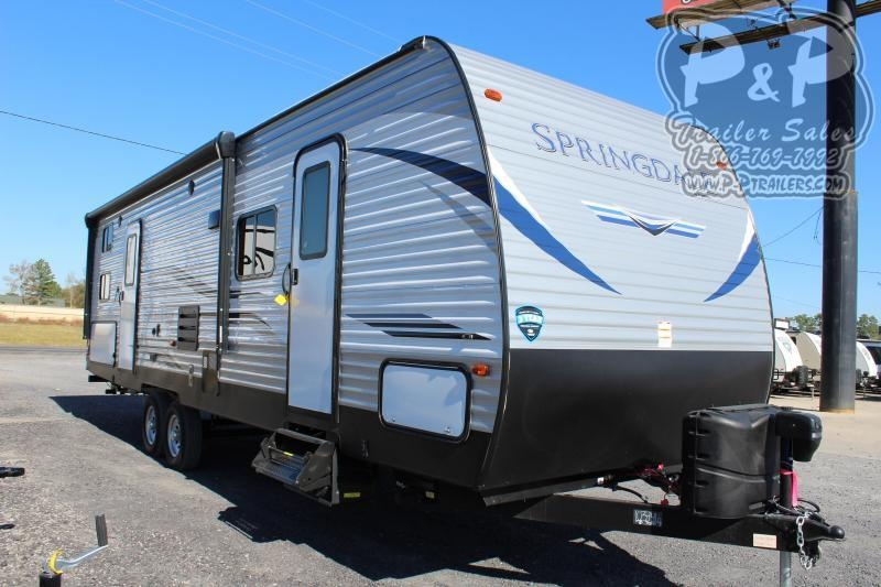 2020 Keystone Springdale 280BH 32.92 ft Travel Trailer RV