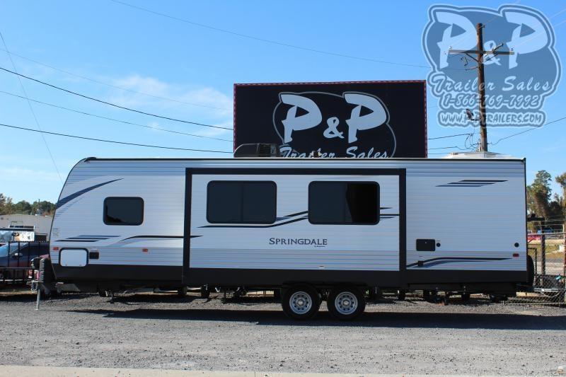2020 Keystone Springdale 280BH 32.92 ft Travel Trailer RV
