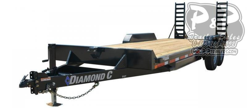 2020 Diamond C Trailers EQT Equipment Trailer