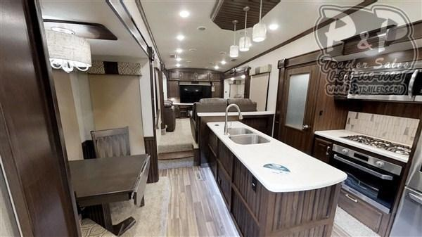 2019 Forest River Cardinal 3950TZX 40.50' Fifth Wheel Campers RV LQ