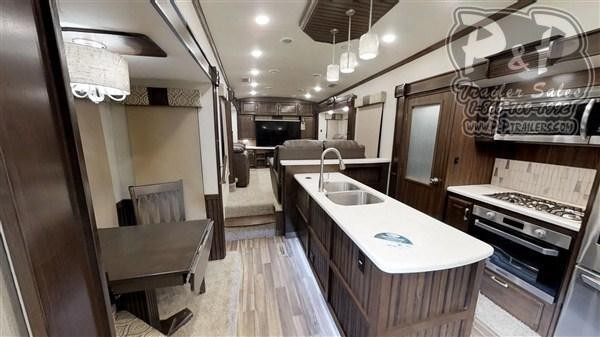 2020 Forest River Cardinal 3950TZX 40.50 ft Fifth Wheel Campers RV