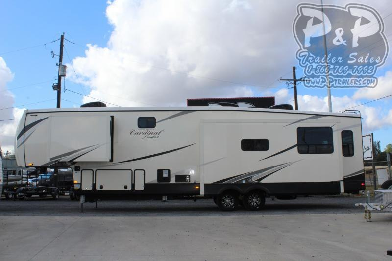 2020 Forest River Cardinal 366DVLE 40.4 ft Fifth Wheel Campers RV