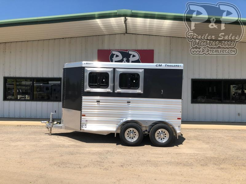 2019 CM Renegade 2-Horse 13 ft. 6 8 2 Horse Trailer Slant in  Onia, AR