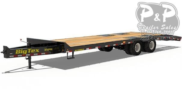 2020 Big Tex Trailers 3XPH-20+5 Equipment Trailer