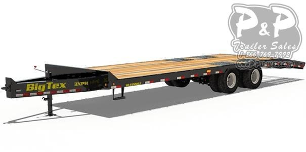 2020 Big Tex Trailers 3XPH-20+5 Equipment Trailer