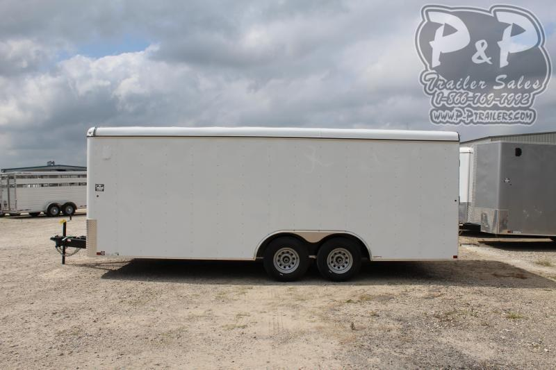 2020 Carry-On 8.5X20CGR 20 ft Enclosed Cargo Trailer