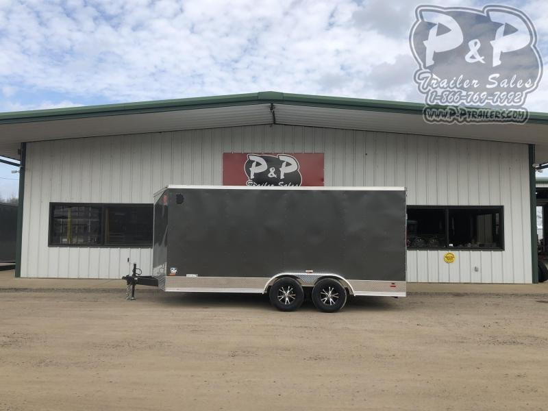 2020 RC Trailers 7X16TA2STW 16 ft Enclosed Cargo Trailer