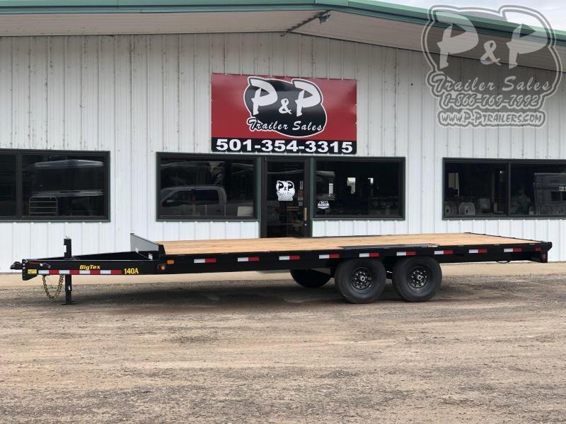 2020 Big Tex Trailers 14OA-20BK-8SIR