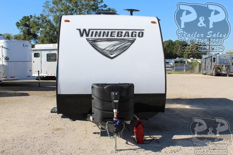 2019 Winnebago Micro Minnie 2108FBS 22.42 ft Travel Trailer RV