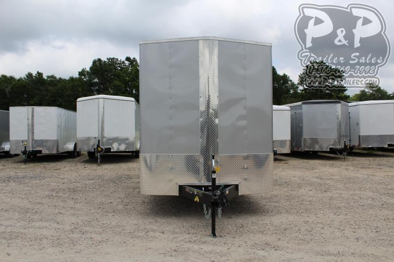 2020 Carry-On 7X18CGRBN 18 ft Enclosed Cargo Trailer