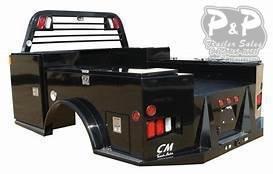 2019 CM TM 9'4/94/60/34DLX 9.4 ft Truck Bed