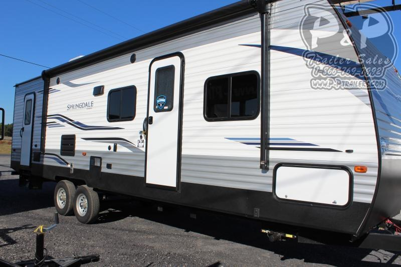 2020 Keystone Springdale 282BH 32.08 ft Travel Trailer RV