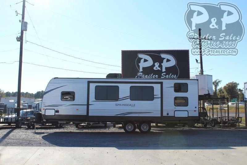 2020 Keystone Springdale 282BH 32.08 ft Travel Trailer RV