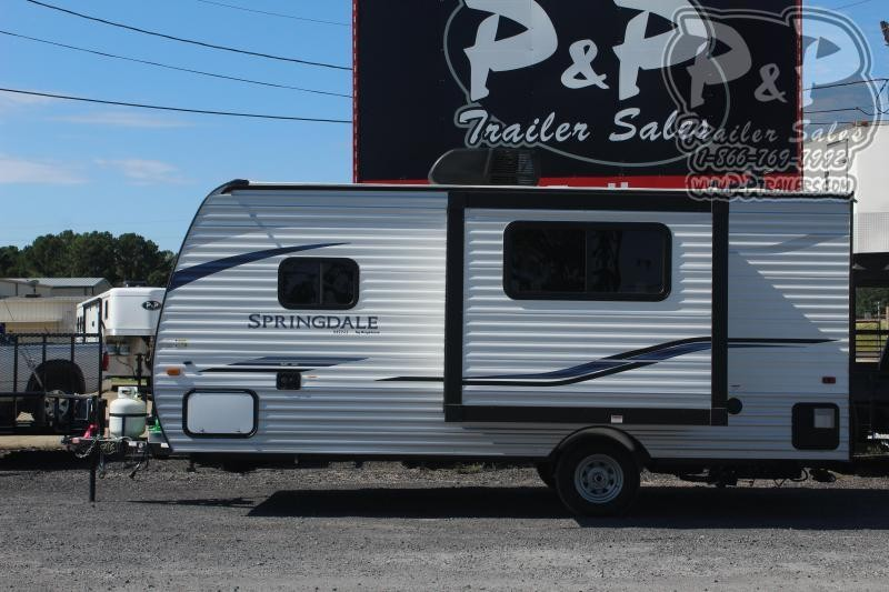 2020 Keystone Springdale Mini 1790FQ 21.42 ft Travel Trailer RV