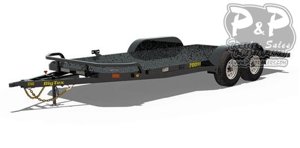 2020 Big Tex Trailers 70DM-18 Car / Racing Trailer