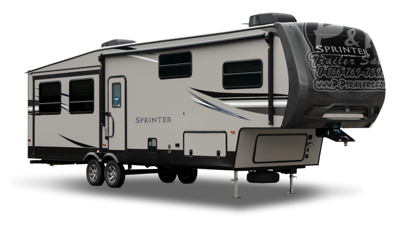 2020 Keystone Sprinter Campfire 29FWRL 34.20 ft Travel Trailer RV