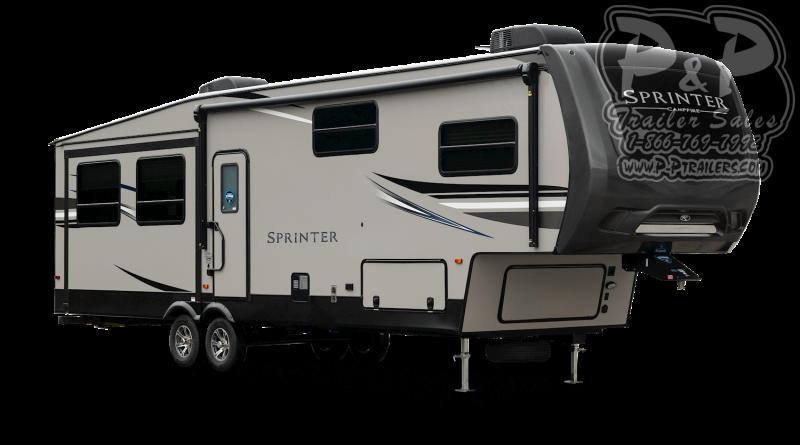 2020 Sprinter Springdale 29FWRL 34.2 ft Travel Trailer RV