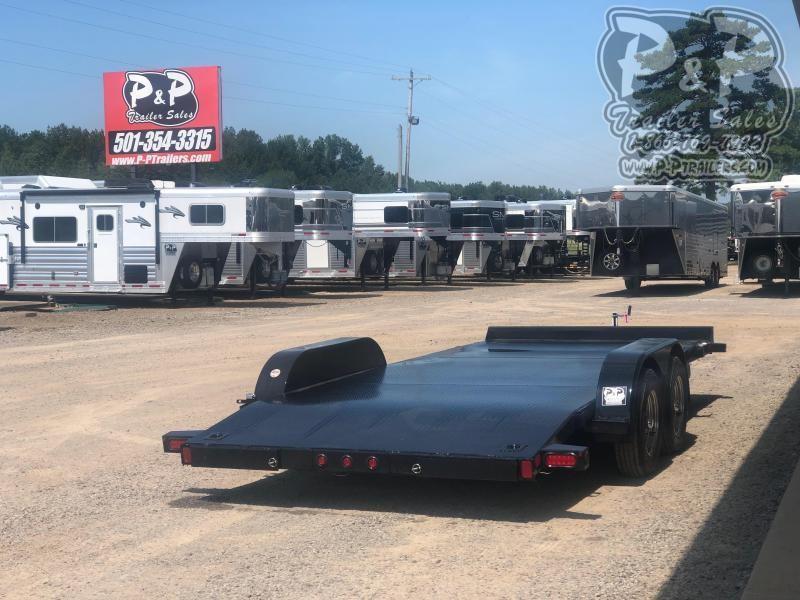2020 Big Tex Trailers 70DM 18